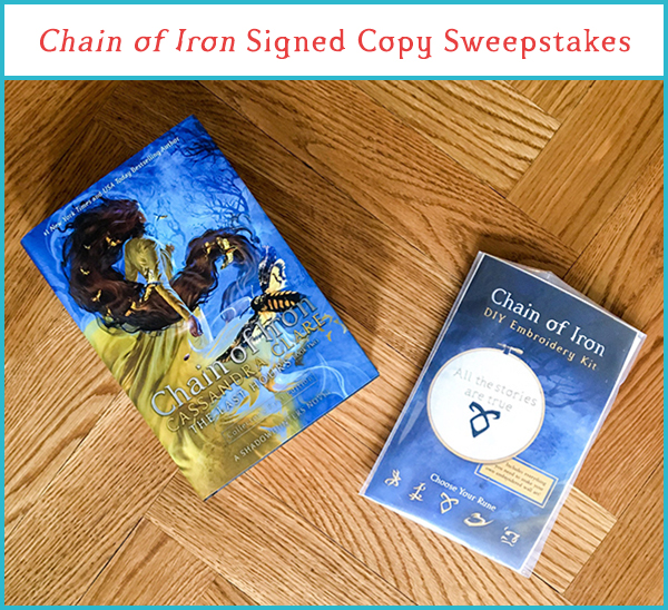 Chain of Iron Sweepstakes