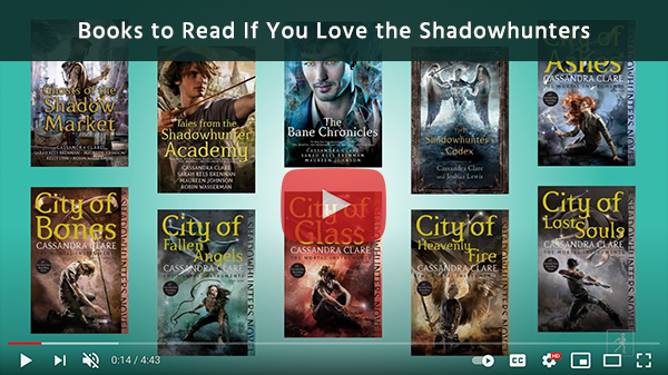 WATCH: Book sto Read If You Love Shadowhunters